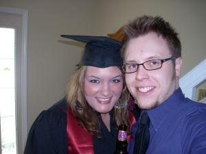 Graduation, May 2008