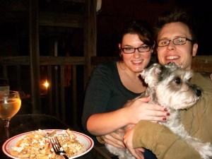 Lauren, Jeff & Sydney