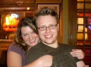 Lauren & Jeff in 2007